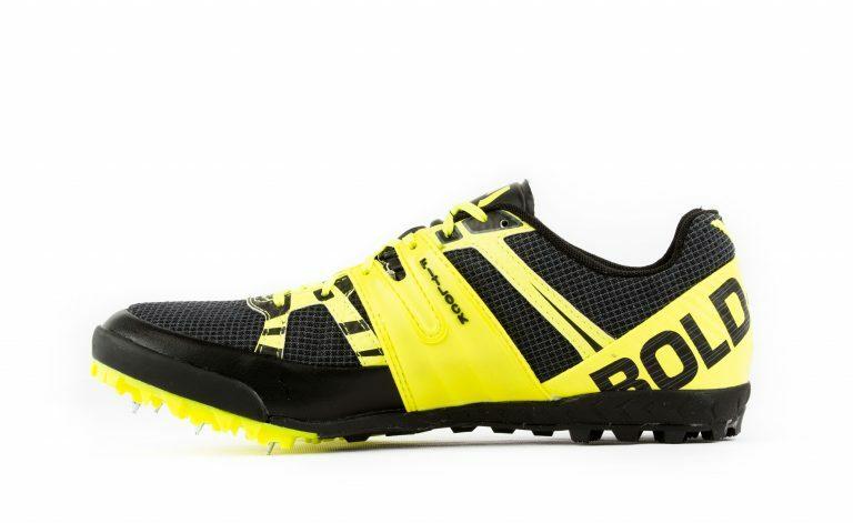 VJ Sport Bold 9 Musta-Keltainen Spike Pesäpallopiikkari  2ed1b0dd62